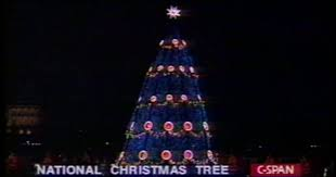 national christmas tree lighting dec 4 1997 video c span org