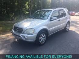 mercedes of manchester nh used mercedes ml55 amg for sale in manchester nh edmunds