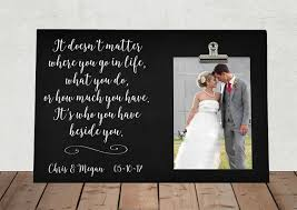 personalized free wedding gift for bride and groom it doesn u0027t