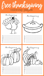 free thanksgiving coloring pages lil u0027 luna