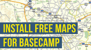 free map how to install free maps on garmin basec osm openstreetmap