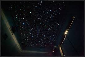 Glow In The Dark Stars Bedroom If I Had A Hundred Bucks To Throw At The Ceiling This Is