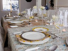 themed table cloth 7 tips for storing your table linens hgtv