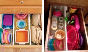 plastic ware plastic ware cabinet organization hometalk