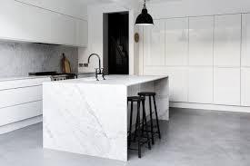 bodenbeläge küche geschliffener estrich als bodenbelag 18 wohnideen mit designestrich