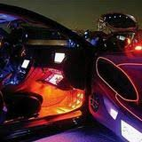 Neon Lights In Cars Interior Interior Car Led Neon Glow Wire Lighting Strip Plug And Play