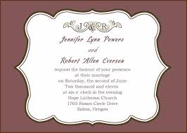 reception invitation examples funny quotes for marriage best