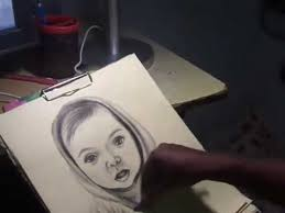 how to cute baby pencil sketch youtube