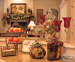 Kitchen Christmas Decorating Ideas by Show House Decorating Ideas