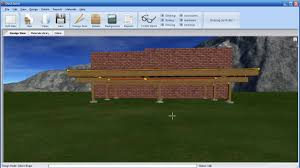 Home Hardware Deck Design Software by Deck Design Using Decktools Software And Bigfoot Systems Footing