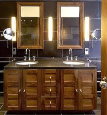 modern bathroom design clever lighting design