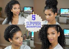 3c hair styles 5 everyday curly hairstyles vol 2 youtube
