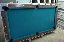coin operated pool table ebay