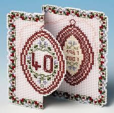 cross stitch card kits free uk delivery