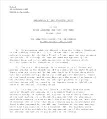formal memorandum template u2013 8 free word excel pdf documents