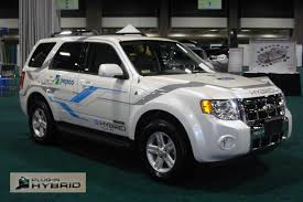 Ford Escape Fuel Economy - 2010 ford escape hybrid information and photos zombiedrive