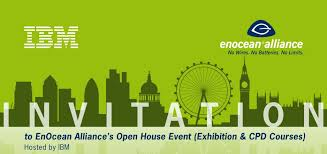 Sustainable Building Solutions Enocean Alliance Invites To Open House Event In London Hosted By