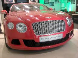 bentley continental gt launched in india at 1 9 crore rupees