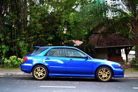 subaru impreza malaysia subaru impreza sti wagon version 7 m classic alfa romeo for