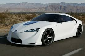 lexus love toyota the first fruit of the bmw toyota deal may be hybridized supercar