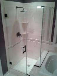 Frameless Glass Shower Door Kits Alluring Frameless Shower Door Brackets Door Handle Frameless