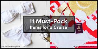 Top 10 Must Pack Cruise by 11 Must Pack Items For A Cruise Royal Caribbean Connect