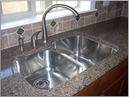 Kitchen Sink Faucet Hole Size Kitchen Room Copper Apron Sink Lowes Bronze Kitchen Faucet White