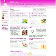 recette de cuisine simple et rapide cuisinetoo pearltrees