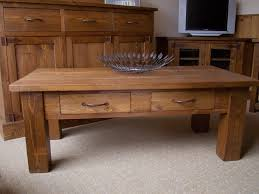 coffee table sets with storage furniture enticing furniture rustic coffee table with double drawer