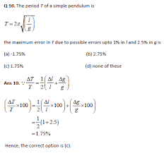 iit jee main solved practice paper application of derivatives