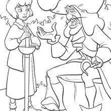 peter pan coloring pages 33 free disney printables for kids to