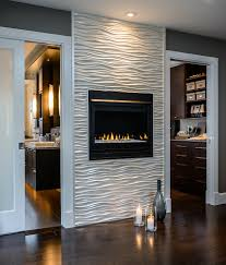 marvelous 3d wall panel backsplash staircase contemporary with