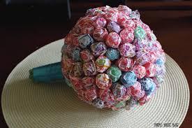 lollipop bouquet diy lollipop bouquet purple house