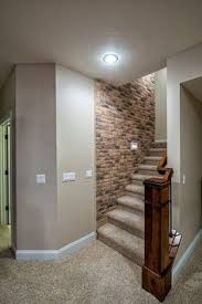 great blog write up on finishing basement stairs hm worth it to