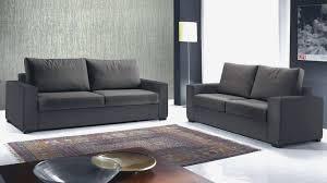 canapé 3 2 tissu canape 3 2 stunning ensemble canap places en tissu palma coloris de