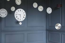 weird clocks when does the time change daylight saving time