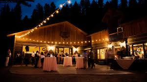 wedding venues in montana the woodlands at cottonwood bozeman mt the woodlands