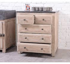 meuble tiroir cuisine meuble tiroir pin 3955