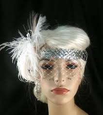 great gatsby headband great gatsby headband flapper headband downton headband
