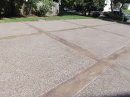 stamped concrete driveways ideas best stamped concrete vs pavers
