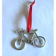 bicycle ornament paceline home kitchen