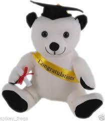 graduation bears new autograph signing graduation congratulations sash plush