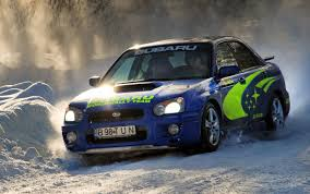 subaru rally subaru impreza snow rally by flinstonero on deviantart