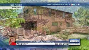 Homes F by 865 Aster Way Golden Co Homes For Sale Coloradohomes Com Youtube