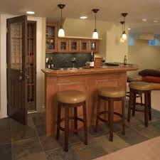 interior how to build a suitable basement bar ideas desires of