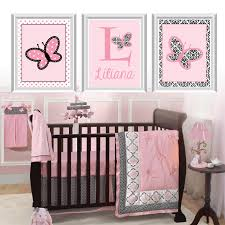 home design baby girl room ideas yellow audio visual systems baby girl nursery art prints butterfly stunning