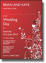Online Marriage Invitation Online Wedding Invitation Design Red Printed Wedding Invitation