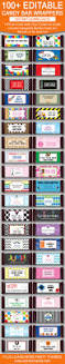Top 20 Candy Bars Best 25 Personalized Candy Bars Ideas On Pinterest Personalized