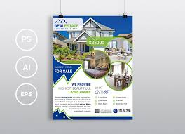 Real Estate Feature Sheet Template Free by Real Estate Flyer Vol 02 Flyer Templates Creative Market