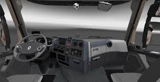 Renault T New Interior V6 0 1 25 X 1 26 X